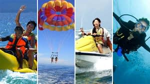 Bali Water Activities