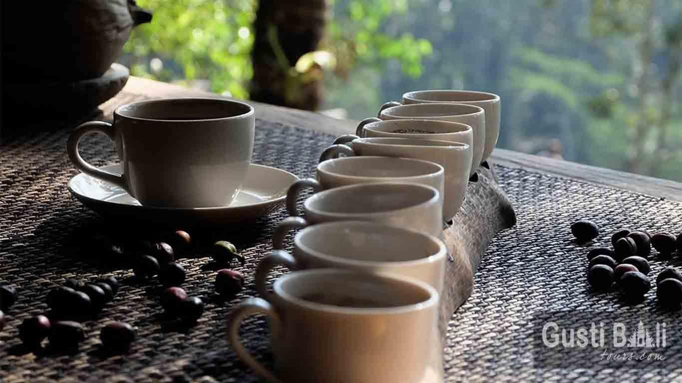 Bali Luwak Coffee