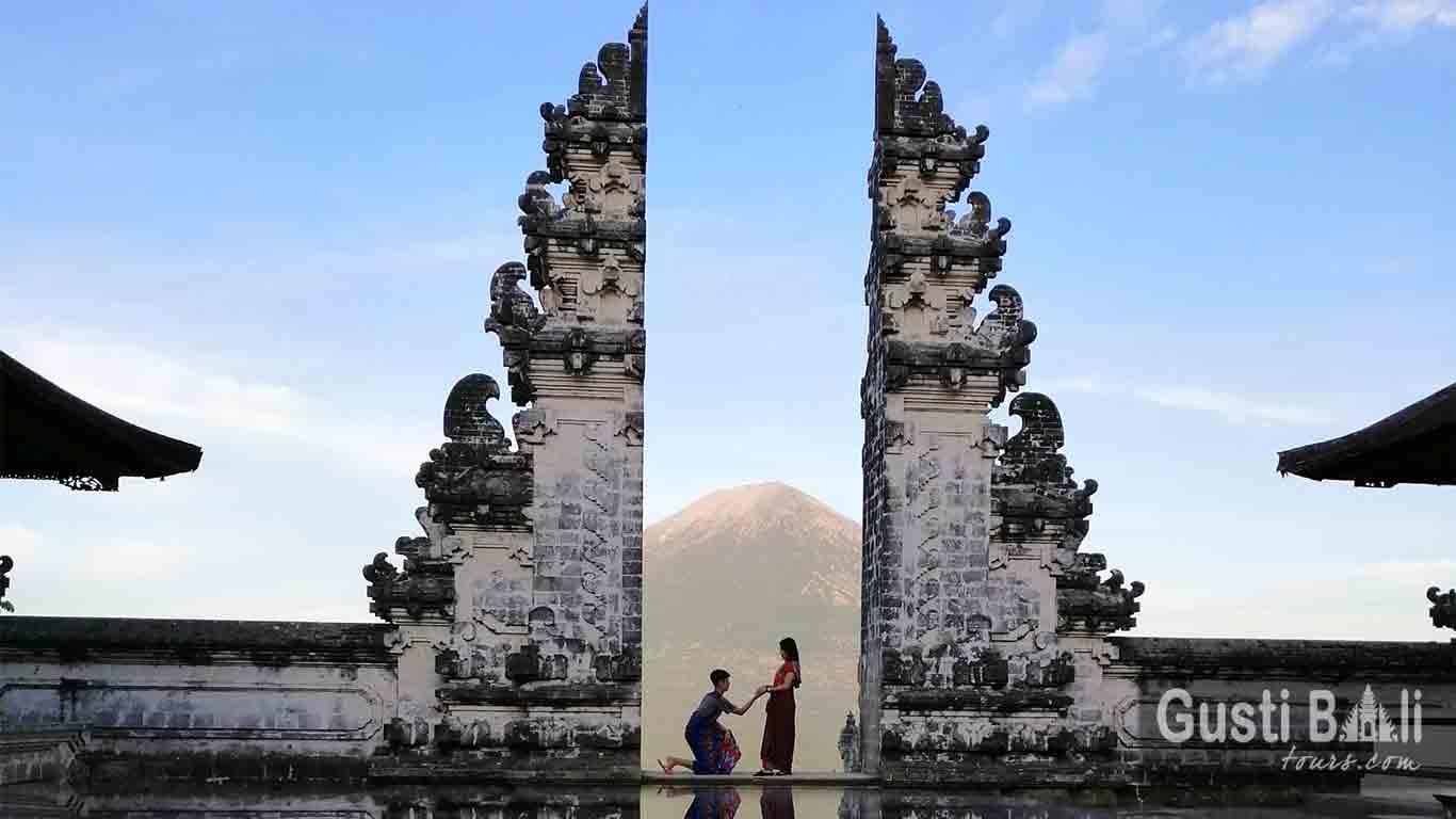 Bali Gate of Heaven