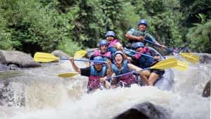 Read more about the article Ubud Water Rafting