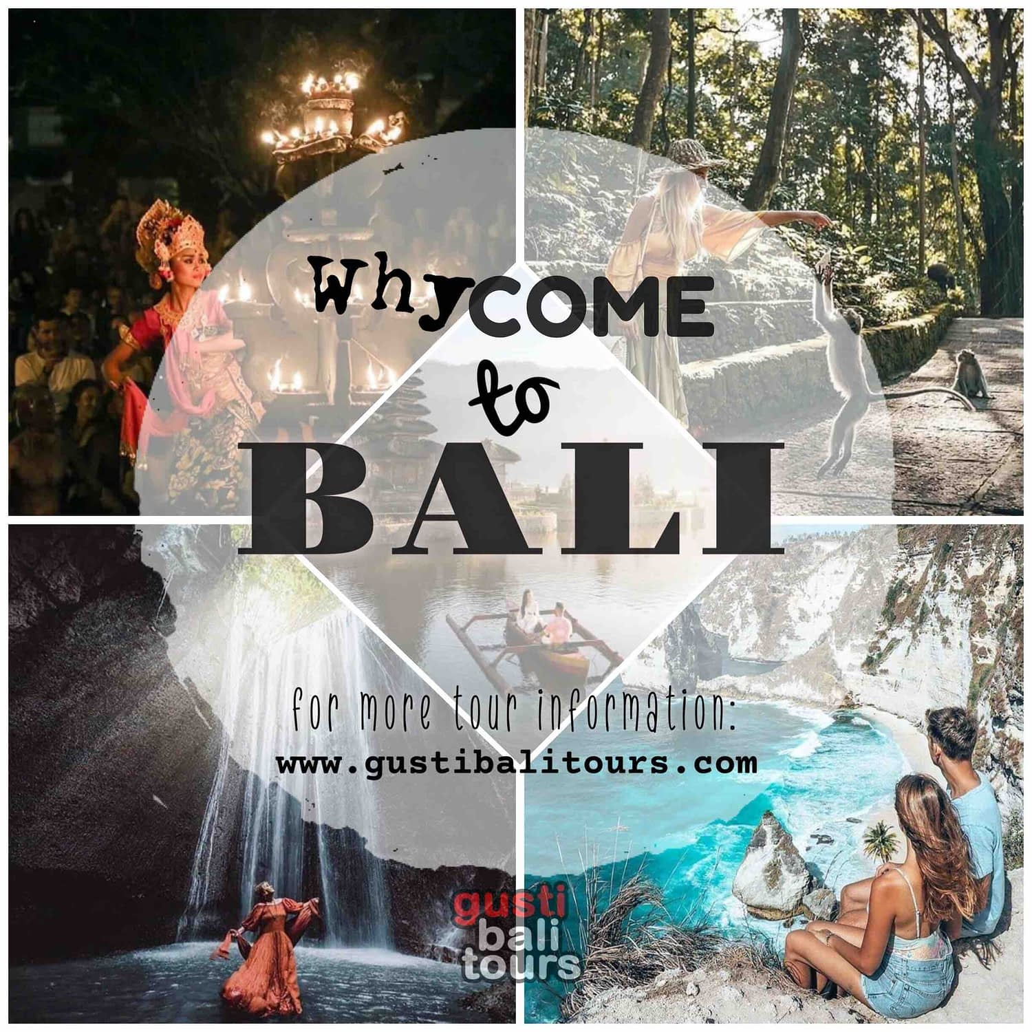 WhyCome to Bali